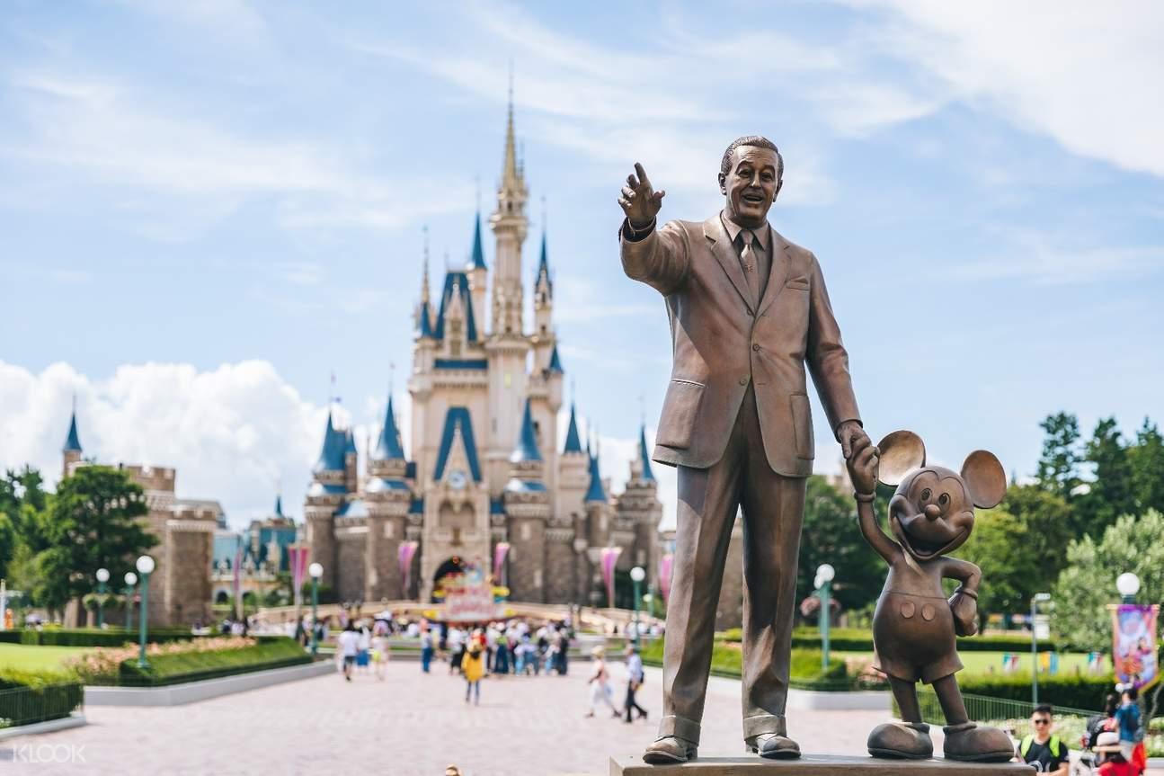 Tiket Masuk Tokyo Disneyland